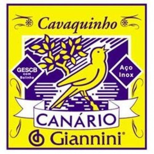 Encordoamento Canário Cavaco Gescb Com Bolinha