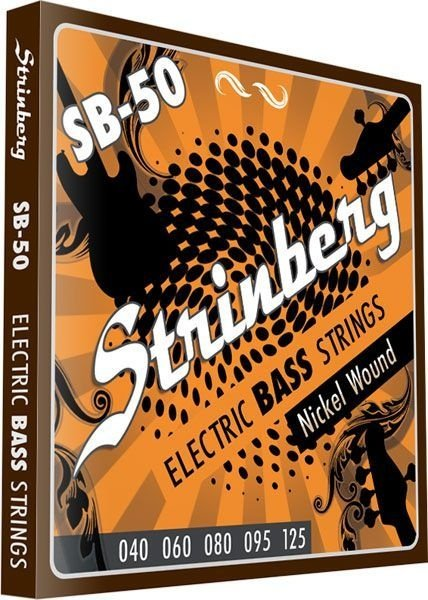 Encordoamento Strinberg para contra baixo - sb50