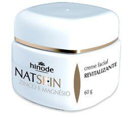 Nat Skin Creme Facial Revitalizante - NOITE 60g