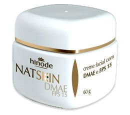 Nat Skin Creme Facial DMAE e FPS 15 - DIA 60g
