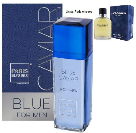 Doce & Gabbana* (Blue Caviar) 100Ml