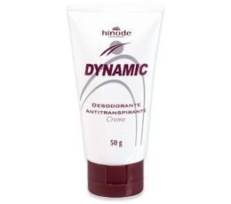 Dynamic Desodorante Antitranspirante em Creme Bisnaga 50g
