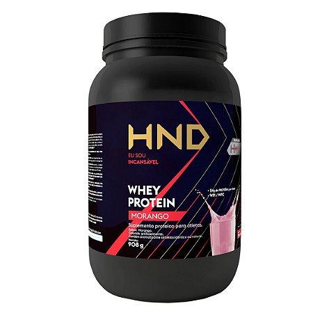 Whey Protein Morango 908 g