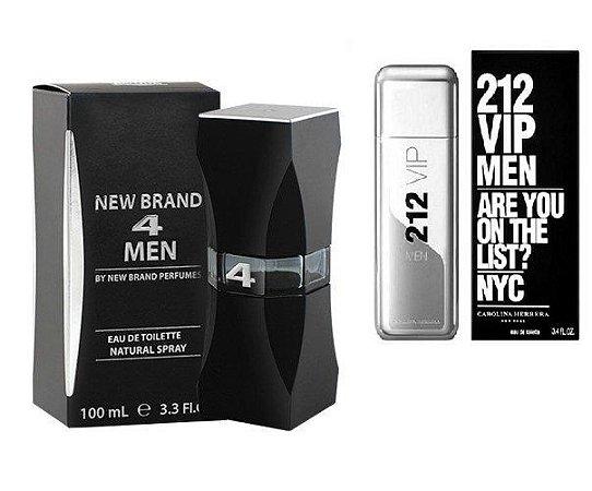 212 Vip Men* (Perfume 4 men) 100 ML