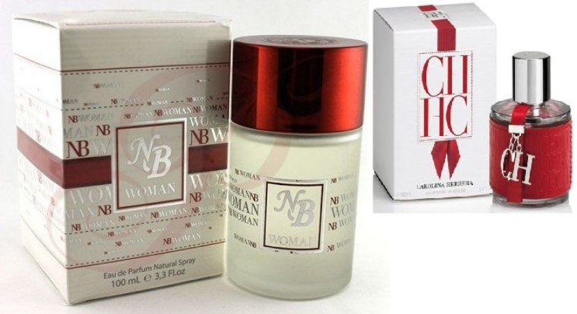 Ch Red* (NB Woman) 100 ML