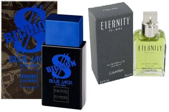 Eternity For Men* (Billion Blue Jack) 100 ML