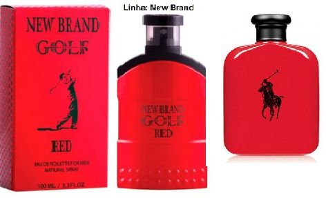 Polo Red *( Golf Red) 100ML