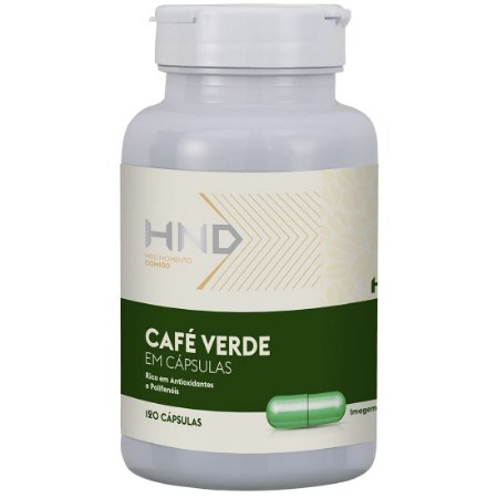 Café Verde HND  120 - cápsulas