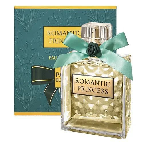 Romantic Princess Paris Elysees Perfume Feminino - Eau de Parfum - 100ml