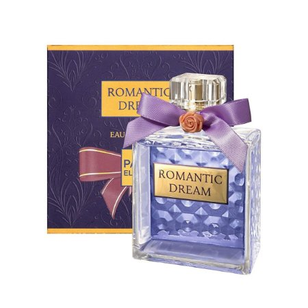 Romantic Dream Paris Elysees Perfume Feminino - Eau de Parfum - 100ml