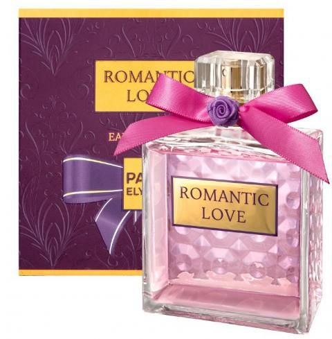 Romantic Love Paris Elysees Perfume Feminino - Eau de Parfum - 100ml