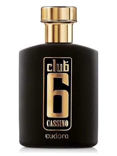 CLUB 6 CASSINO DEO COLÔNIA MASCULINA 95ML