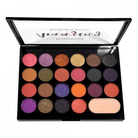 Paleta de Sombras + Primer Amazing Ruby Rose HB-1004