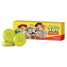 Sabonete infantil TOY STORY  caixa com 3un