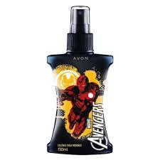 Avon Colônia Marvel Avengers para Meninos 150ml