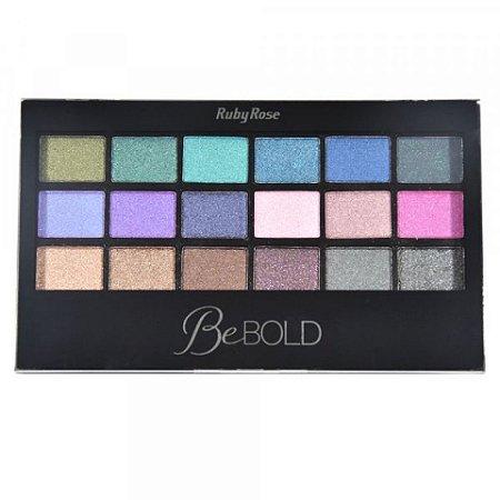Paleta de Sombras Be Bold HB 9919 - Ruby Rose
