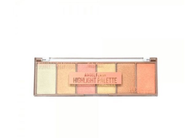 Paleta de Iluminador Pocket Angel Flash HB 7513 - Ruby Rose