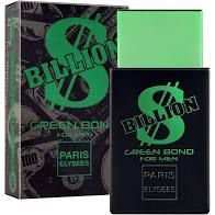 Billion green bond for men 100ml