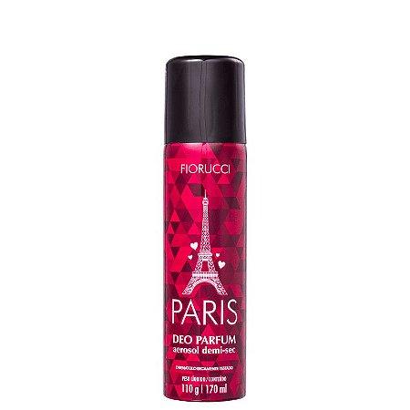 Fiorucci Paris - Desodorante Spray Feminino 120g