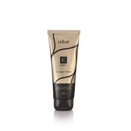 Sensual Velvet Loção Corporal Desodorante Hidratante 100Ml