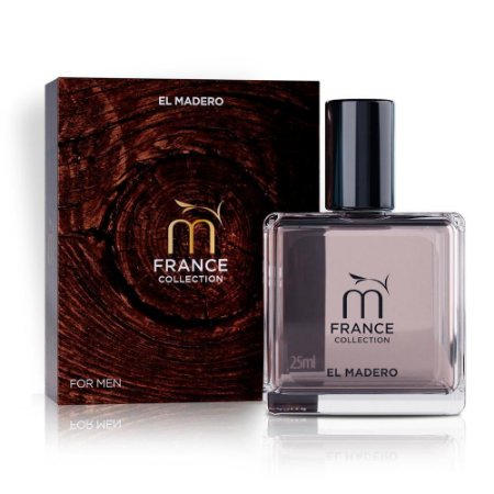 Muriel Deo Colonia El Madero 25ml (Contratipo: Azzarro Wanted )