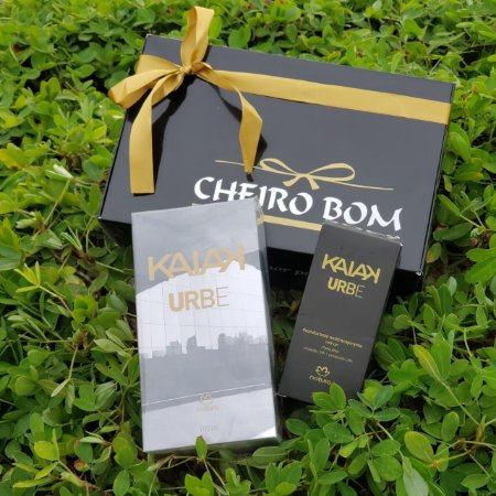 KIT NATURA - COLONIA KAIAK URBE + DESODORANTE ROLL ON