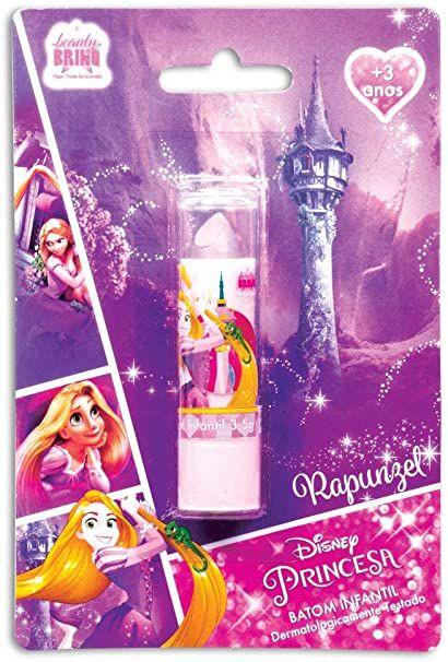 Rapunzel Batom Labial Infantil