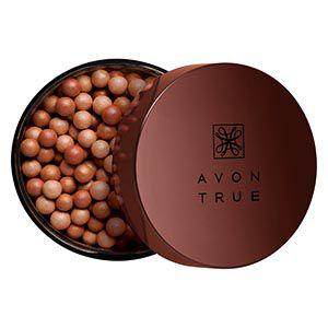 Avon True Perolas Finalizadoras Bege Escuro 22g