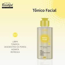 TONICO FACIAL FACE BEAUTIFUL