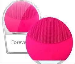 Esponja Elétrica Forever Massageador Facial