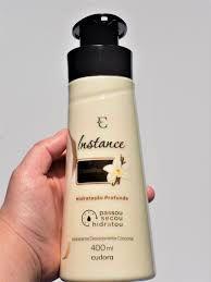 Hidratante Desodorante Corporal Instance baunilha 400ml