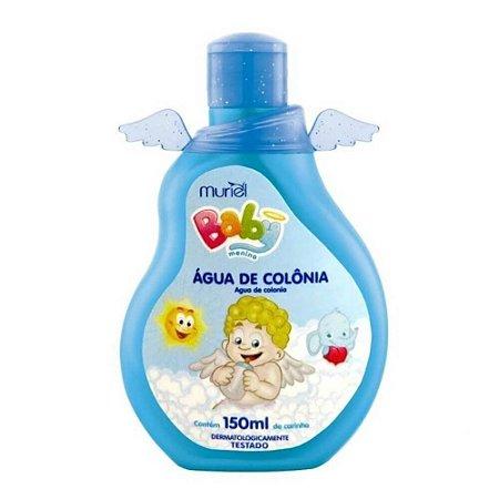 Água de Colônia Baby Menino 150ml, Muriel