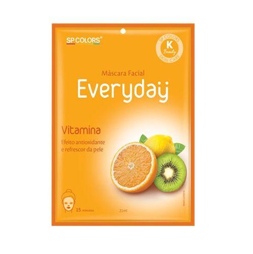 Máscara Facial Everyday Vitamina SP Colors