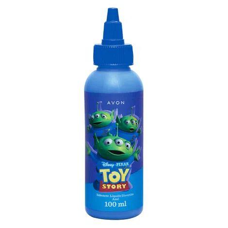 Sabonete Líquido Divertido Azul 100 ml (validade 06/23)