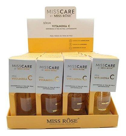 Box C/16 Sérum Facial Vitamina C -Miss Rôse