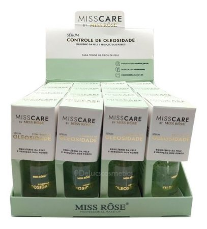 Box C/16 Sérum Controle De Oleosidade - Miss Rôse
