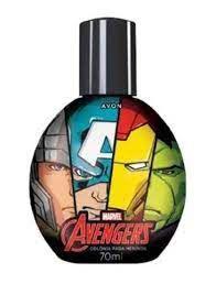 Colônia Avengers - 70ml
