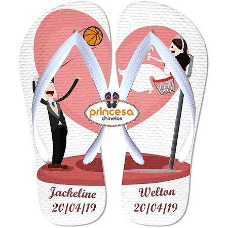 chinelos personalizados para padrinhos de casamento