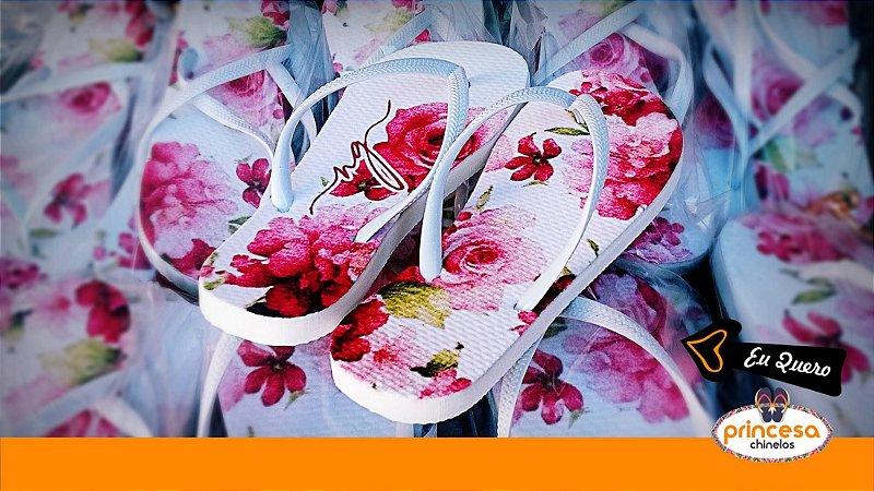 chinelos personalizados para casamento rj - kit com 300 pares linha Premium