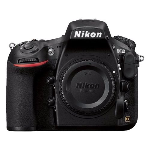 Câmera Nikon D810 Corpo