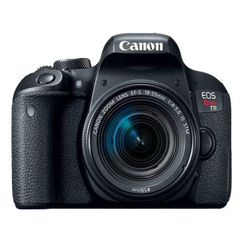 Câmera Canon EOS Rebel T7i Kit 18-55mm f/4-5.6 IS STM