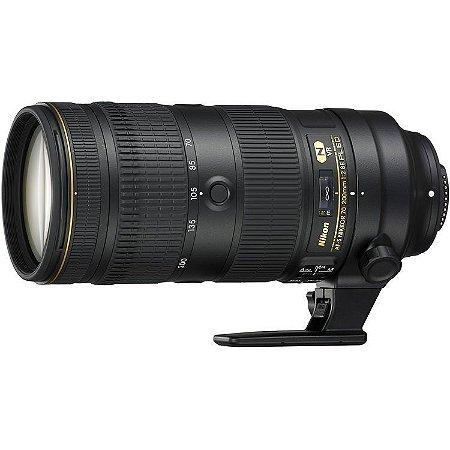 LENTE NIKON AF-S 70-200mm f/2.8E FL ED VR