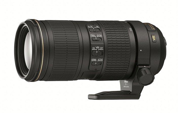 LENTE NIKON AF-S 70-200mm f/4G ED VR