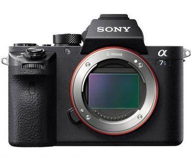 Câmera Sony Alpha a7S II CORPO