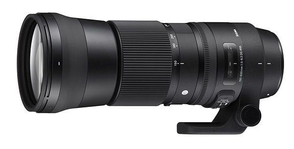 Lente Sigma Contemporary 150-600mm F/5-6.3 DG OS HSM