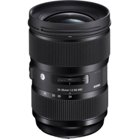 Lente Sigma 24-35mm f/2 DG HSM ART