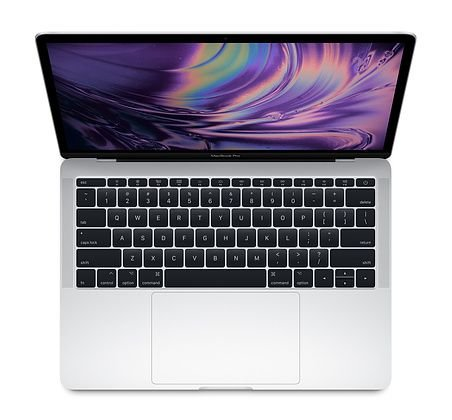 "APPLE MACBOOK PRO MPXR2 I5-2.3/8/128/13"" (2017) PRATA"