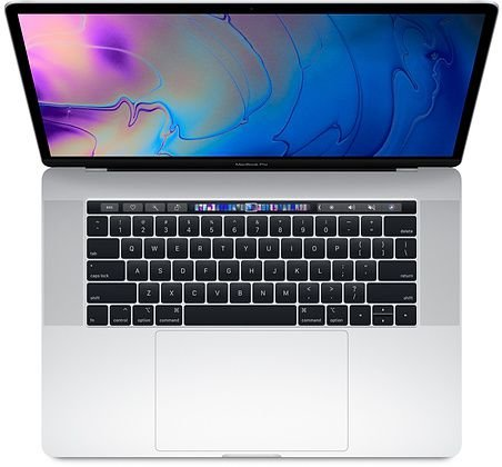 APPLE MACBOOK PRO MPTV2 I7-2.9/16/512/15 TOUCHBAR (2017) PRATA