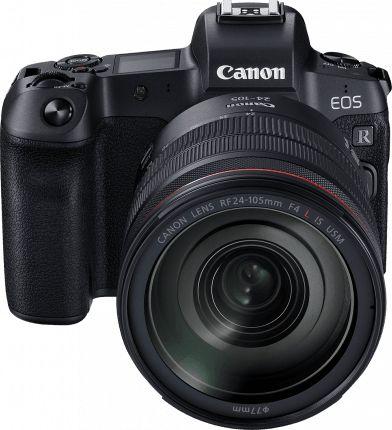 Câmera Canon EOS R Kit 24-105mm f/4L IS USM