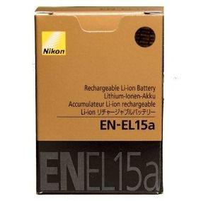 Bateria Nikon EN-EL15a Original